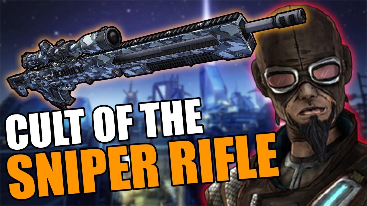 Borderlands 2 Guide: Sniper Rifle Manufacturers
