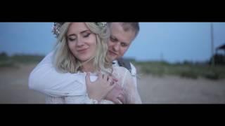 Свадебное видео Павла и Виталии. Пинск 2016 // Boho Wedding