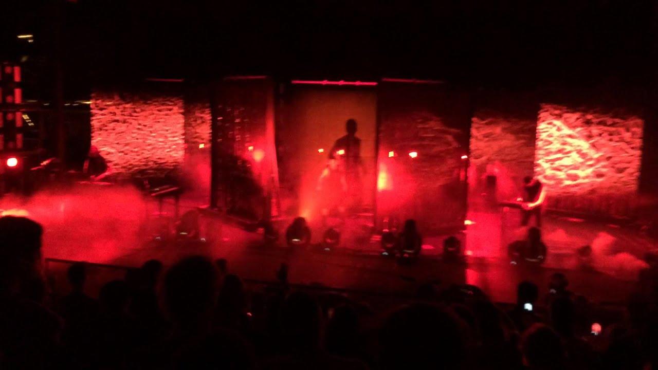 Nine Inch Nails - Closer (NIN 2014) Morrison, CO - Red Rocks ...