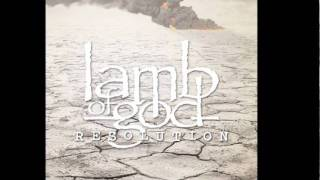 Lamb of God - Straight For The Sun(HQ)