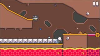 Super Cat Bros World 5-7 Part 2 (Bell, Ice Bird) Walkthrough 🐱 Skillgaming Official 🐱