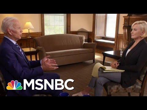 Joe Biden: I'm Not Backing Down From President Donald Trump   Morning Joe   MSNBC