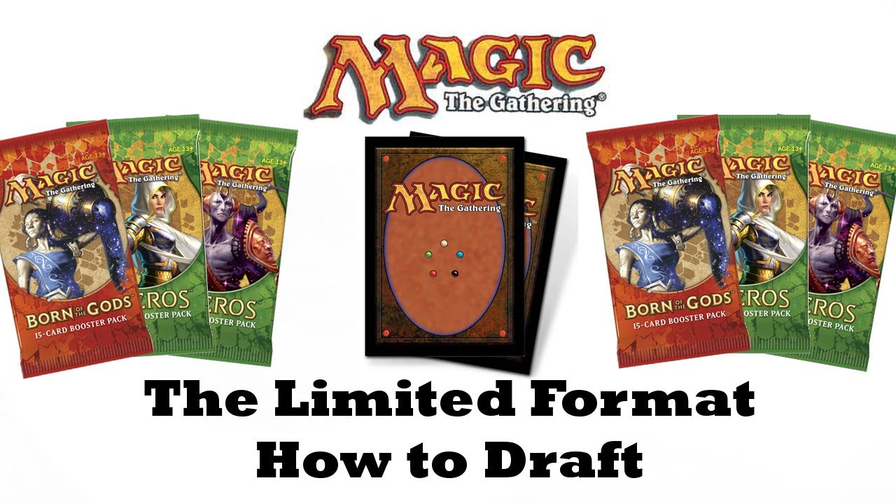 MTG Limited: How to Draft