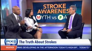 Dr. Dennis Goodman NYU Cardiologist with Stroke Prevention Tips