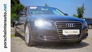 Audi A8 quattro 3.0 TDI Clean Diesel TIPTRONIC