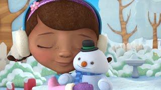 Doutora Brinquedos - Local de Neve para Brincar em português Brasil (Jogos Crianças Disney Android)