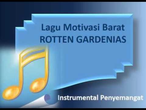 Lagu Motivasi Barat  Rotten Gardenias, Instrumental Penyemangat