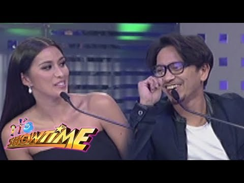 It's Showtime Miss Q & A: Rachelle Peters on Jhong Hilario