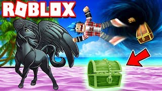 BLACK NEEDLE, DARK PEGASE AND MUCH MORE!!! ROBLOX TREASURE HUNT SIMULATOR