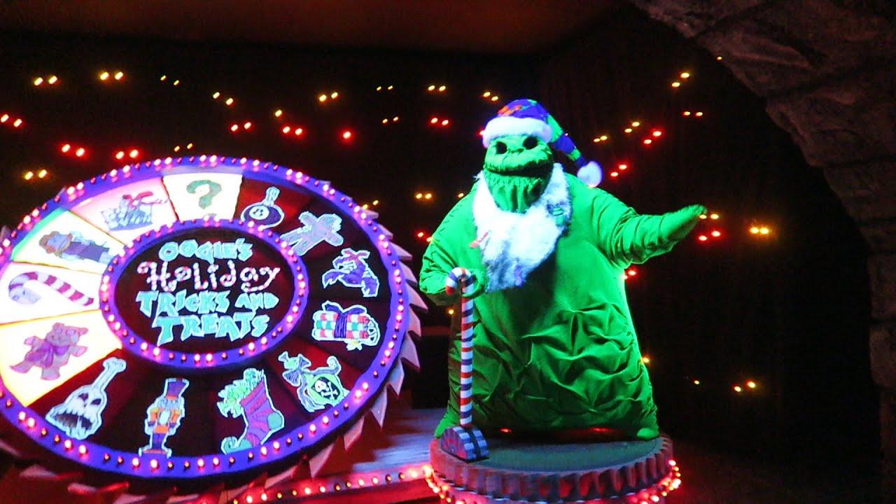 Haunted Mansion Holiday 2015 Nightmare Before Christmas Overlay ...