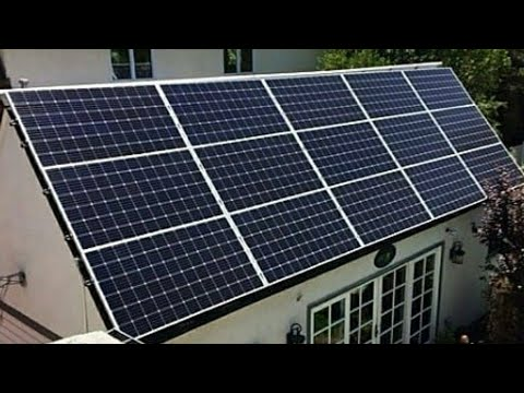 WE CAN POWER EVERYTHING WITH SOLAR PANELS #2    Real Off Grid Living