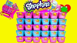 Shopkins Season 1 and Season 2 Shopping for Shopkins