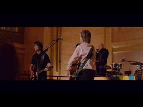 Paul McCartney 'Love Me Do' (Live from Grand Central Station, New York)