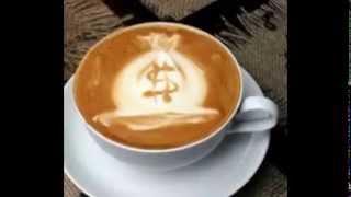 Как рисовать на кофе. Советы бариста.(Это видео создано с помощью видеоредактора YouTube (http://www.youtube.com/editor), 2014-09-29T17:04:10.000Z)