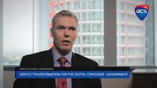 Service transformation for the digital consumer – Government - NSW Electoral Commission