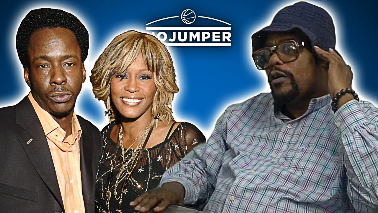 Smooth B on if Bobby Brown Introduced Whitney Houston to Cocaine