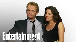 Video How I Met Your Mother: Cast On Series Finale, Season 9 & Much More | Entertainment Weekly download MP3, 3GP, MP4, WEBM, AVI, FLV September 2018