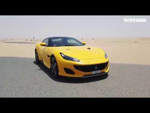 Techradar Drives Ferrari Portofino Youtube