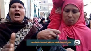 بالفيديو| أهالي الكونيسة يشكون عدم وصول المساعدات لمستحقيها