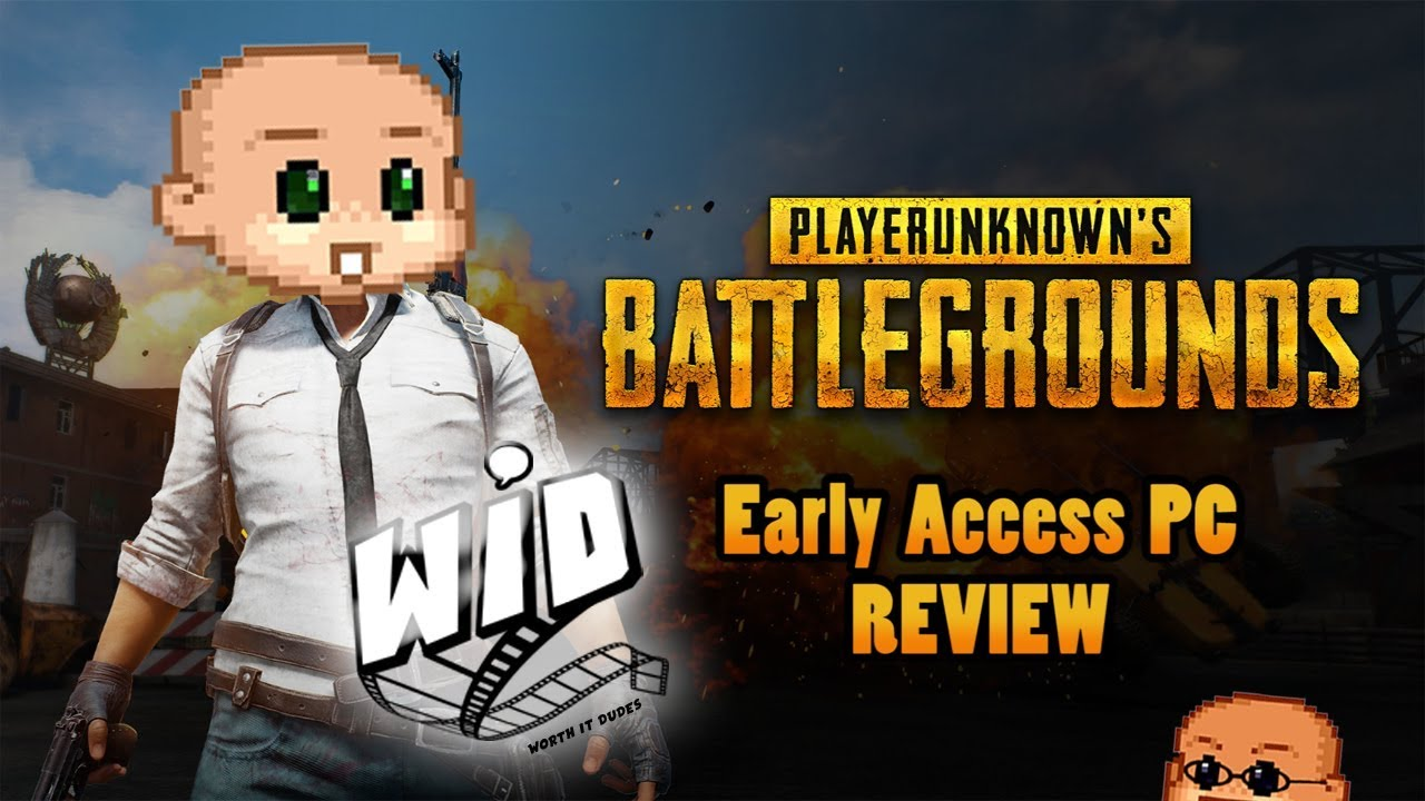 Playerunknown S Battlegrounds Maps Loot Maps Pictures: PlayerUnknown's Battlegrounds PC Early Access Review
