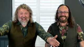 The Hairy Bikers introduce their new Hairy Dieters book