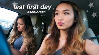 first day of high school grwm ✰ senior year