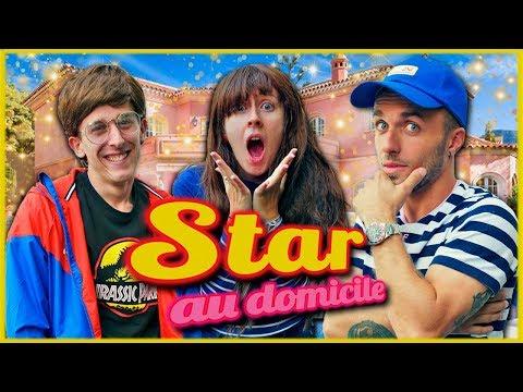 Star Au Domicile - Le Monde à L'Envers