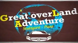 Great Overland Adventure: Flag-off In Stuttgart, Destination Set For Pune