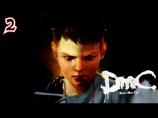 DmC Devil may Cry #2 | Duras Verdades. [PT-BR]