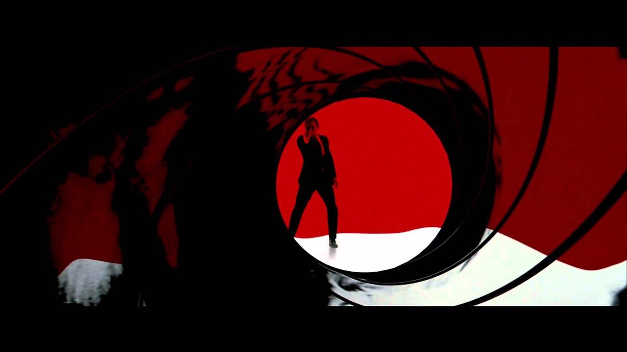 Daniel craig classic 007 gunbarrel youtube - James bond wallpaper iphone 5 ...