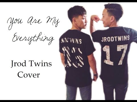 You Are My Everything (Jrod Twins Super Star K Audition) l 태양의 후예 - Gummy 거미