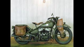 ID1356 1942年 WLA 船場モータース