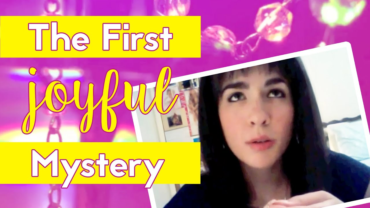Download 1. The First Joyful Mystery - The Annunciation
