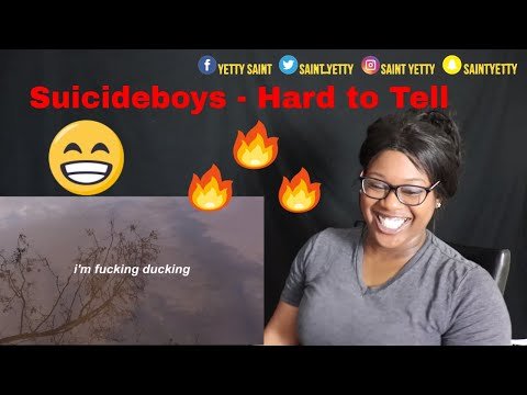 Mom reacts to $uicideboy$ - Hard to Tell | Reaction