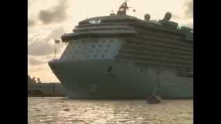 Regal Princess (ship) - November 2014