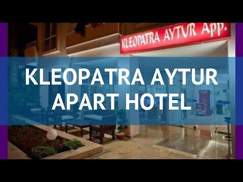 KLEOPATRA AYTUR APART HOTEL 3* Алания обзор – отель КЛЕОПАТРА ЕЙТУР АПАРТ ХОТЕЛ 3 Алания видео обзор
