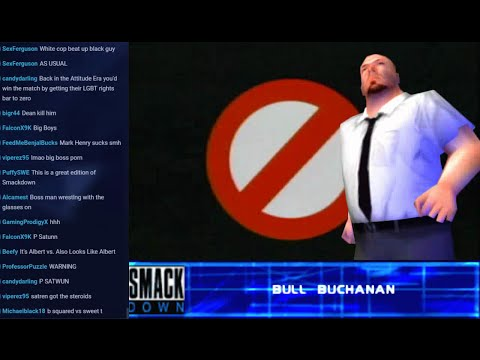 nL Live - WWF Smackdown! 2: Know Your Role [SEASON MODE]