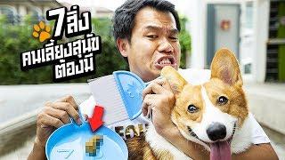 7-สิ่งที่คนเลี้ยงน้องหมาต้องมี-bie-the-ska