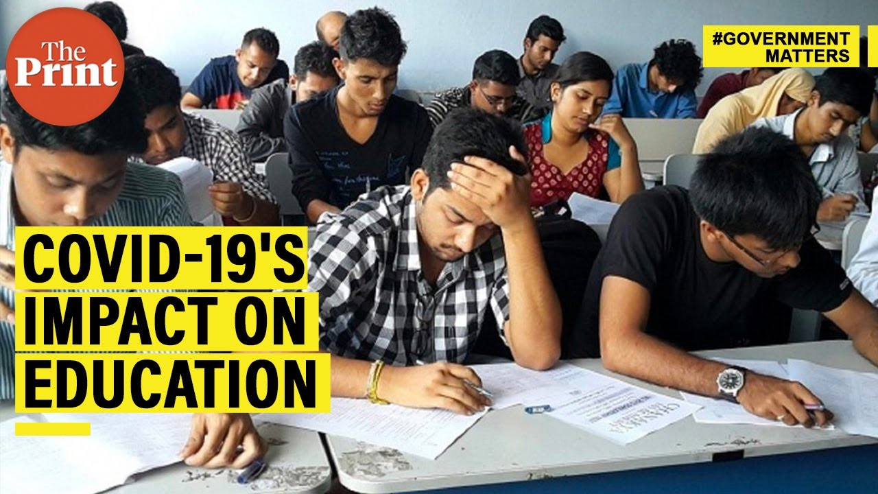 COVID-19's impact on education in India & are online classes ...