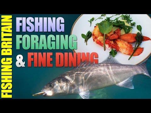 Sea Bass Off The Pembrokeshire Coast - Fishing Britain Episode 22