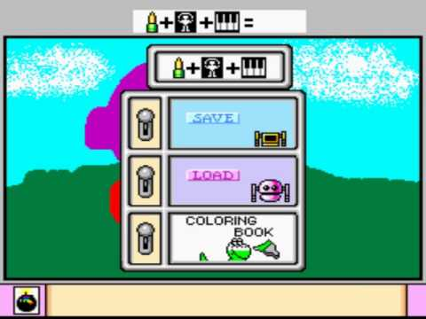 TK's Lets Play: Mario Paint (SNES) [HQ]