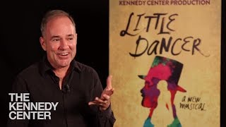 Behind the Curtain: Composer Stephen Flaherty on the music of Little Dancer