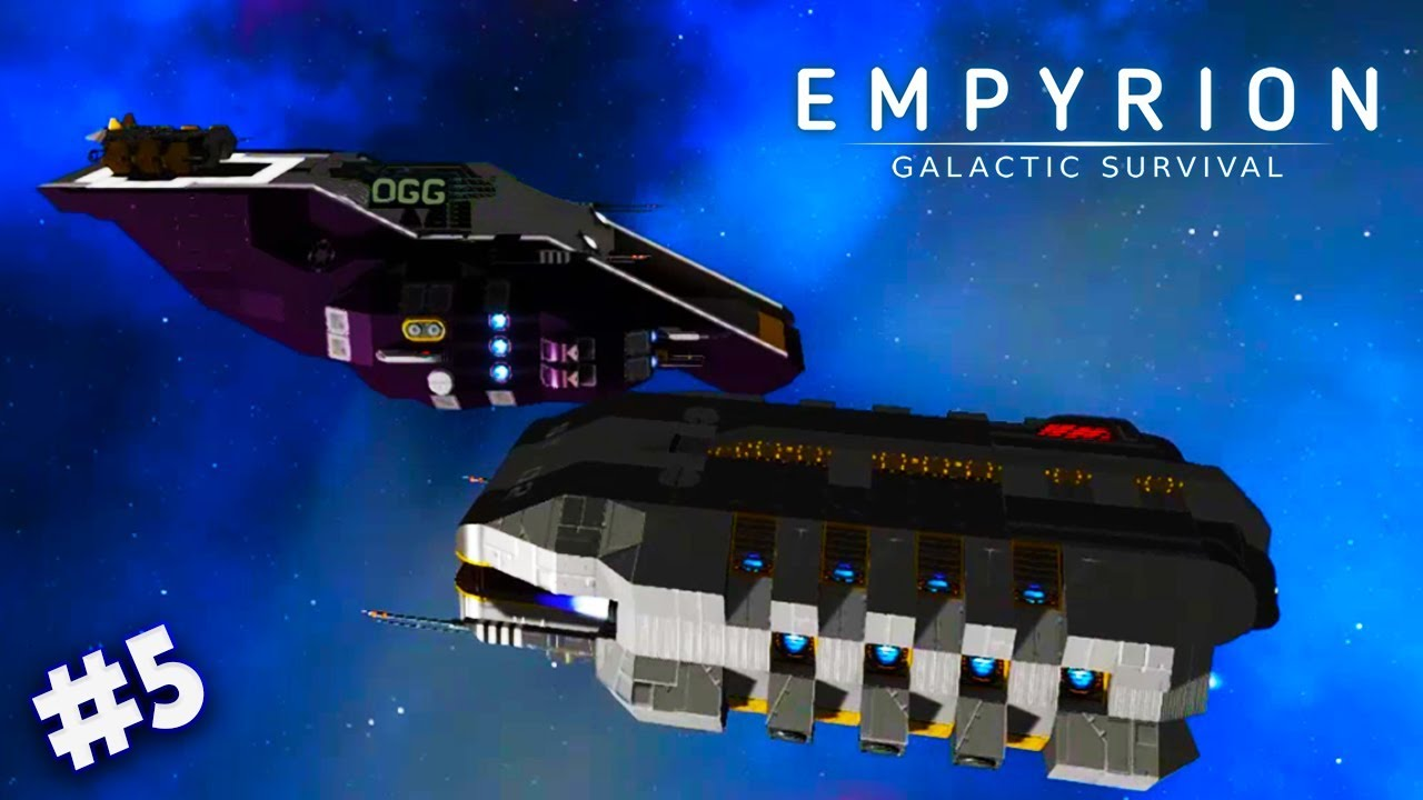 TRADING WITH PVE | Empyrion Galactic Survival | Multiplayer | Alpha 10