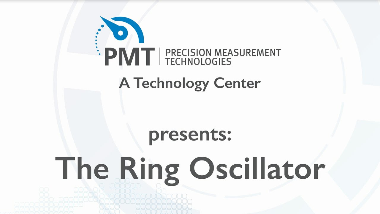 The Ring Oscillator Youtube Crystal With Cmos Inverter