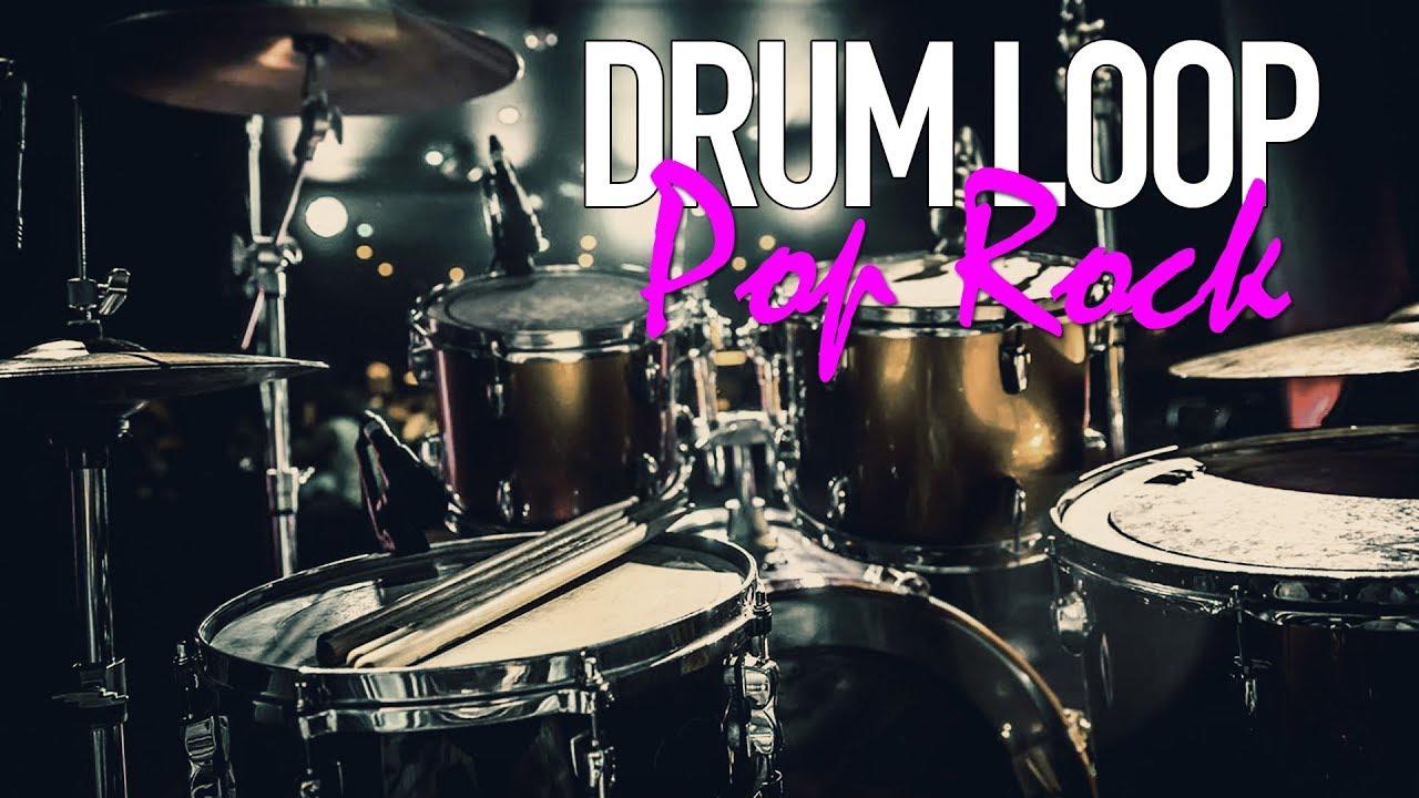 Drum Loop: Pop/Rock 90 bpm