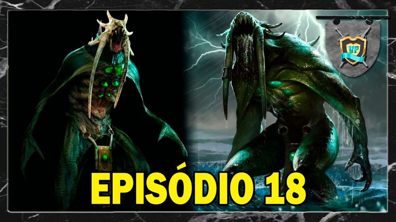A procura do Calango Gigante: Dagon | Detonado The Witcher 1 EP.18 - CAP.4