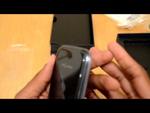 Samsung Galaxy S III 4G LTE (Sprint) Unboxing