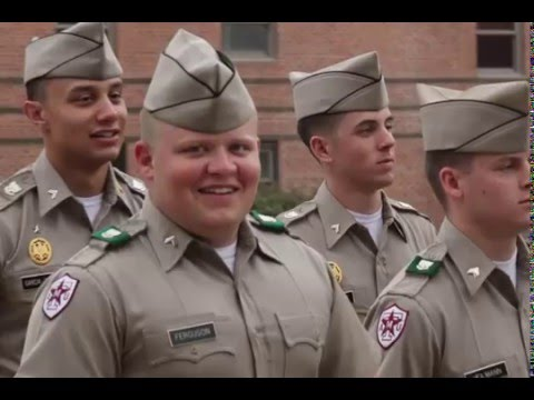 Texas A&M Corps of Cadets Company B-2  2015-16
