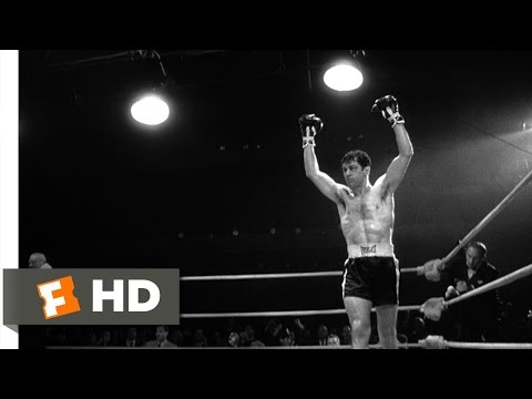 Raging Bull (1/12) Movie CLIP - Jake's First Loss (1980) HD