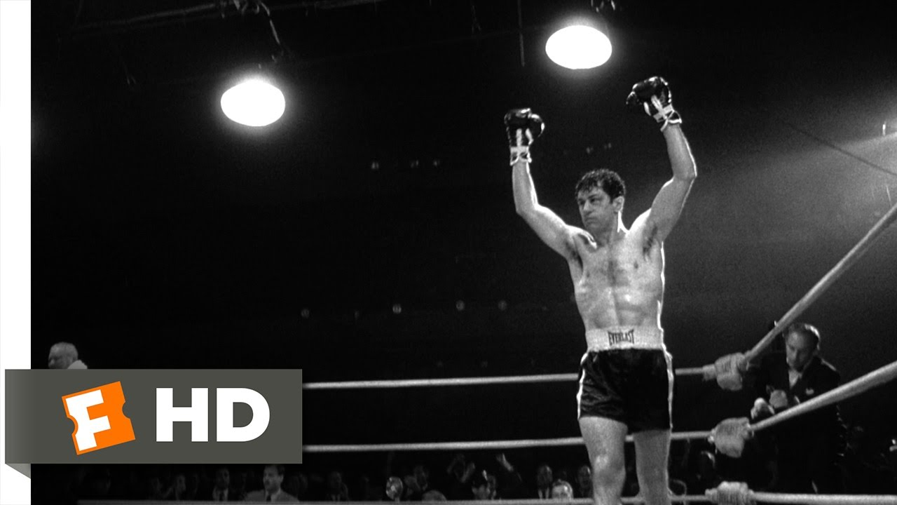 Download Raging Bull (1/12) Movie CLIP - Jake's First Loss (1980) HD